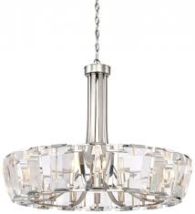 Drum Shade Chandelier Lighting Drum Shade Chandeliers U2013 Farrey U0027s Lighting Bath