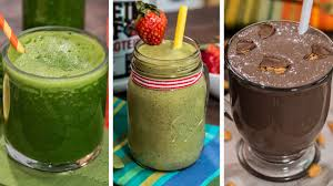 green drink 3 quick low calorie u0026 carb drink recipes
