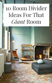 Room Dividers For Kids - 10 room divider ideas for that giant room