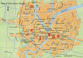 Changsha China Map by Ningbo Map Map Of Ningbo China Ningbo Travel Map