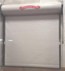 Overhead Roll Up Door Commercial Overhead Doors Loading Dock Equipment Industrial