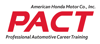 logo honda honda professional automotive career training pact at shoreline