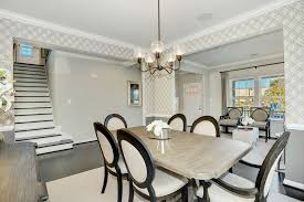 Dining Room Pendant Lights Dining Room With Pendant Light U0026 Chair Rail In Laurel Md Zillow