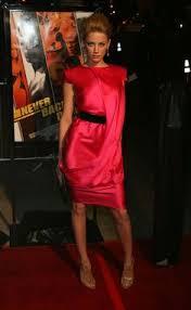 amber heard friday night lights chic amber heard plush waist to hips ratio she starred as 6 in