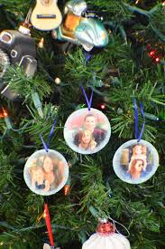 christmas diy photo transfer ornaments revamperate