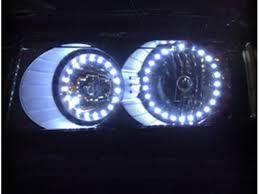 Halos Around Lights Cipa Evo Led Headlight Halo Eyes Realtruck