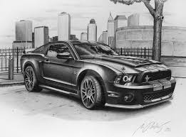cars drawings graphite car drawings svtperformance com