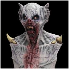 deluxe vampire mega mask mad about horror
