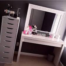 Dressers For Makeup Best 25 Homemade Vanity Ideas On Pinterest Homemade Bathroom