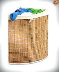 Wicker Bathroom Storage by Clear Handled Storage Baskets Bathroom Cabinet Storage Organizers