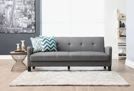 Leather Couch Futon Furniture Nice Futons Leather Futon Walmart Leather Futon Walmart