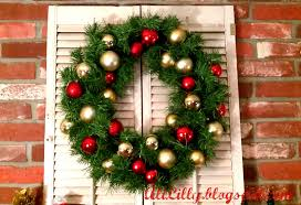 attractive images of wreath with ornament for