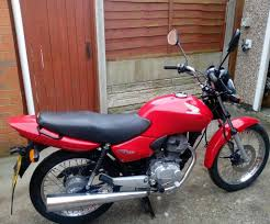 honda cg honda cg 125 es4 2004 model in wigan manchester gumtree