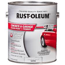 Rustoleum Epoxy Basement Floor Paint by Concrete And Garage Floor Paint Product Page