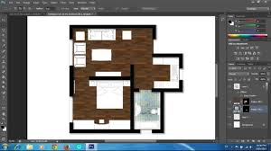 Make A Floorplan Adobe Photoshop Cs6 Rendering A Floor Plan Part 1 Floors And