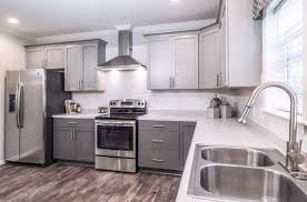 manufactured homes kitchen cabinets modular homes kitchens franklin homes