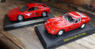disney cars ferrari eaglemoss ferrari collection jimholroyd diecast collector