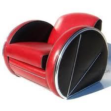 Art Deco Armchair Deco Seating Polyvore