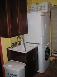 washer that hooks up to sink how to fix washing machine drain pipe overflow dengarden