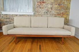 Modern Mid Century Sofa by Sold Tagged