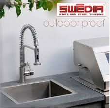 swedia taps can be installed outdoors