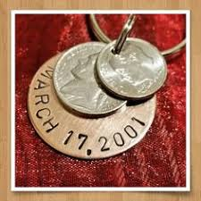 15 year anniversary gift ideas for him 15 year anniversary gift handsted coins 15th anniversary