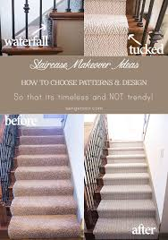 Staircase Makeover Ideas Stairway Design And Renovation Ideas