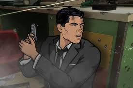 archer cartoon archer u0027 the hilarious animated spy series reinvents itself