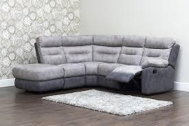 Recliner Corner Sofas Fabric Recliner Corner Sofa