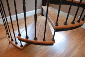 How To Paint Banister How To Build A Spiral Staircase Extreme How To