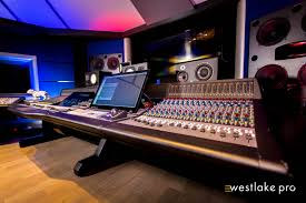 Recording Studio Workstation Desk by Snoop Dogg U0027s Beach City Music The Compound Design Group