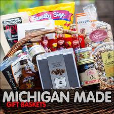 fresh market gift baskets michigan made gourmet gift baskets