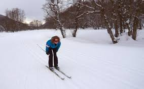 is cross country skiing really any fun kate humble finds out