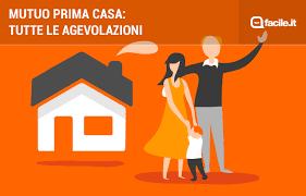 mutui al 100 per cento prima casa agevolazioni mutuo prima casa leggi le informazioni facile it