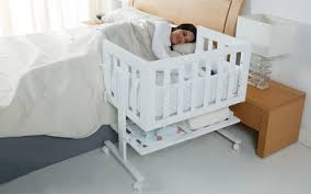 Cribs That Attach To Side Of Bed Cododo Crib White Casa Bebe