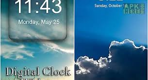 digital clock widget apk predator clock widget for android free at apk here store