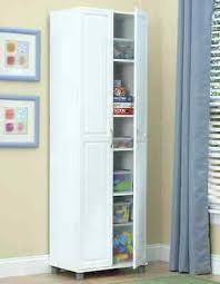 tall white storage cabinet tall kitchen storage cabinet wall storage cabinet incredible tall