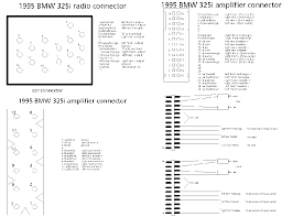 bmw radio wiring diagram bmw wiring diagrams instruction