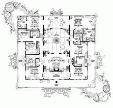 mediterranean style floor plans house plans mediterranean style greatroom courtyard mansio