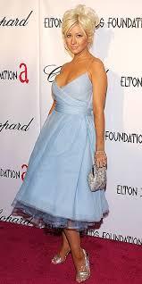 christina aguilera u0027s fashion hits and misses