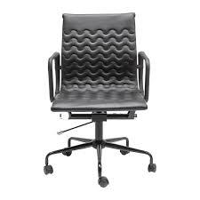 chaise bureau moderne chaise de bureau moderne wave kare design