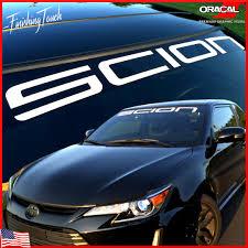 subaru windshield decal scion windshield banner vinyl decal sticker graphic multiple