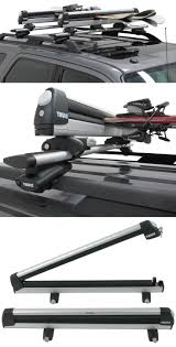 How To Install Roof Rack On Honda Odyssey by Best 25 Snowboard Roof Rack Ideas On Pinterest Roof Rack For