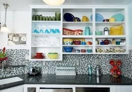 No Door Kitchen Cabinets Magnificent 70 Open Kitchen Cabinets No Doors Inspiration Design