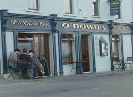 bureau de change galway restaurants and food o dowd s seafood bar restaurant fish and