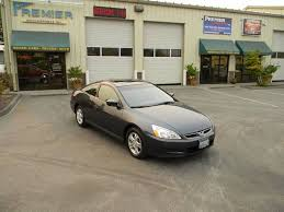 2007 honda accord coupe ex l 2007 honda accord ex l 2dr coupe 2 4l i4 5a in vancouver wa