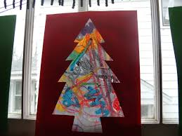 what u0027s fun today melted crayon christmas trees