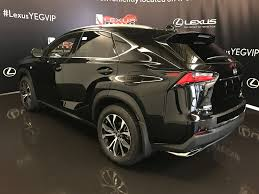 lexus nx f sport kit certified pre owned 2017 lexus nx 200t demo unit f sport series