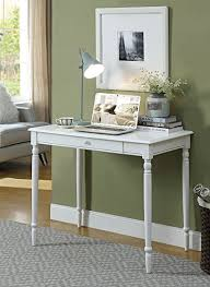 french country writing desk amazon com convenience concepts french country desk 36 inch white