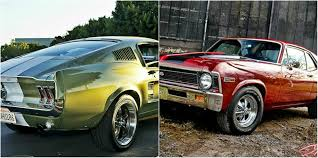 Chevy Muscle Cars - 21 things you probably didn u0027t know about your favorite american